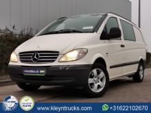 Mercedes Vito 111 cdi dubb cab ac! fourgon utilitaire occasion