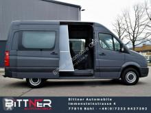 Volkswagen Crafter 35 L2H2 DoKa 5 Sitze *Klima *AHK *Euro 5 fourgon utilitaire occasion