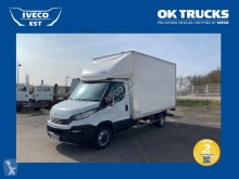 Iveco Daily 35C16 Caisse 20m3 + Capucine + Hayon - 25 900 HT utilitaire caisse grand volume occasion