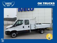 Ladvogn med førerhus Iveco Daily 35C14 Double cabine benne coffre - 26 900 HT