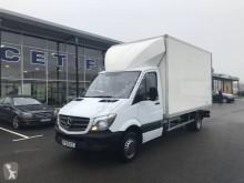 Carrinha comercial caixa grande volume Mercedes Sprinter 513 CDI