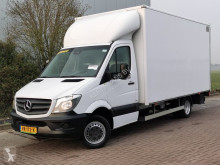 Carrinha comercial caixa grande volume Mercedes Sprinter 516 cdi laadklep xxl!