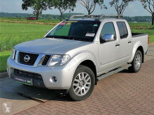 Nissan Navara 3.0 dci v6 automaat voiture pick up occasion