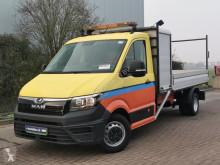 عربة نفعية عربة نفعية منصة MAN TGE 5.180 xxl ac 180pk 3500 kg