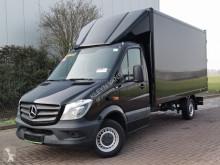 Carrinha comercial caixa grande volume Mercedes Sprinter 316 bakwagen automaat