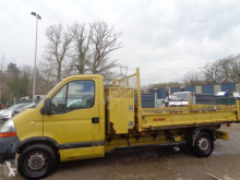 Utilitaire benne Renault Master 100 DCI