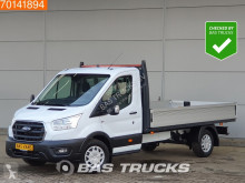 Utilitaire plateau Ford Transit 2.0 TDCi 130PK Nieuw!! Open Laadbak Airco Cruise 3zits Pickup A/C Cruise control