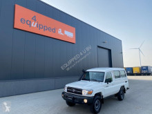 ToyotaLand Cruiser new unused, LWB,11 seats, manual, el. winch, AC, 2 tanks 小汽车 4X4 / SUV 二手