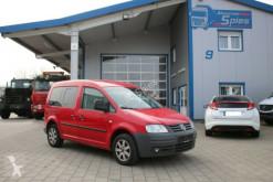 Volkswagen Caddy Life 1.9 TDI 2 Schiebetüren ALU Euro4! комби б/у