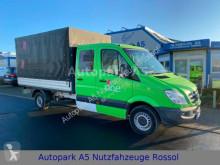 Furgoneta furgoneta con lona Mercedes Sprinter 316 CDI Plane Doka 3,5 T Anhängelast