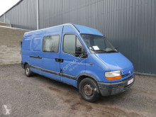 Renault Master 2500 fourgon utilitaire occasion