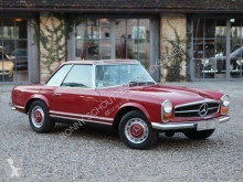 Voiture berline Mercedes 280 SL W113 Pagode, mit Hardtop, Matching Numbers! SL W113 Pagode, mit Hardtop, Matching Numbers!