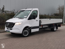 Mercedes Sprinter 516 xl openlaadbak used flatbed van