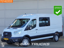 Ford Transit 2.0 TDCi 130PK Dubbel Cabine L3H2 Trend Airco Cruise L3H2 7m3 A/C Double cabin Cruise control fourgon utilitaire occasion
