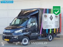 Iveco large volume box van Daily 35S15 3.0 Luftfederung Klima Ladebordwand Koffer Laadklep Bakwagen A/C Cruise control