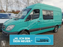 Furgoneta furgoneta furgón Mercedes Sprinter 316 cdi 1.HD|3,5tAHK|AC|TÜV+SERVICE NEU