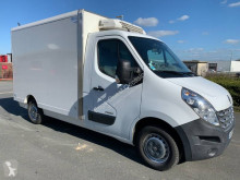 Renault Master Traction 100.35 used negative trailer body refrigerated van