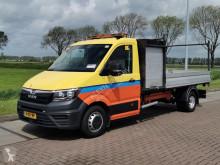 Furgoneta furgoneta caja abierta MAN TGE 5.180 ac 3500 kg trekhaak!