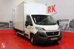 Veículo utilitário carrinha comercial caixa grande volume Fiat Ducato Bakwagen Laadklep/Zijdeur/Airco