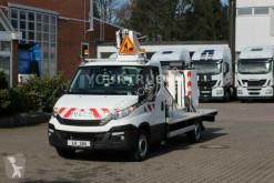 Iveco Daily 35S12 EURO 6 KLUBB 13m/Klima/AHK/87h! used platform commercial vehicle