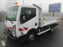 Veículo utilitário Nissan Cabstar 35.13 carrinha comercial basculante estandar usado