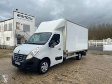 Veículo utilitário carrinha comercial caixa grande volume Renault Master 150.35 DCI