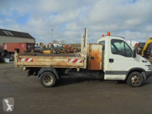Iveco Daily 35C12 utilitaire benne tri-benne occasion