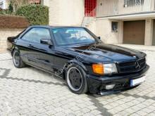 Mercedes 560 SEC 6.0L AMG SEC 6.0L AMG, 385PS Autom. Otomobil sedan ikinci el araç