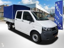 Furgoneta Volkswagen Transporter 2.0 TDI L2 6 Pers. Dubbel Cabine DC met huif ( kan gedemonteerd worden ) furgoneta con lona usada