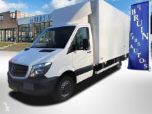 Furgoneta furgoneta caja gran volumen Mercedes Sprinter 513 CDI 59101 Km Laadklep Gesloten laadbak Dubbellucht Dakspoiler