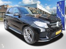 Mercedes GLE 350 d 4MATIC AMG Sport Edition Airmatic VAN 2 Persoons véhicule de société occasion