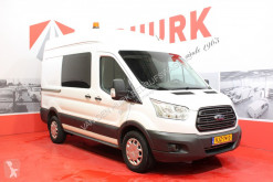 Ford Transit 350 130 pk L2H3 Aut. ideaal als camper of mobiele werkplaats/Standkachel/PDC/Ver voorruit/Bluetooth fourgon utilitaire occasion