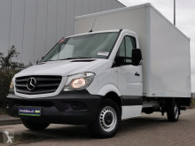 Mercedes large volume box van Sprinter 316 bakwagen + laadklep