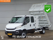 Iveco Daily 35C14 Kipper grote Kist Trekhaak Airco Tipper Benne A/C Double cabin Towbar Cruise control utilitaire benne occasion
