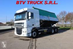 Furgoneta furgoneta volquete DAF XF 105 460 RIBALTABILE BILATERALE alluminio EURO 5