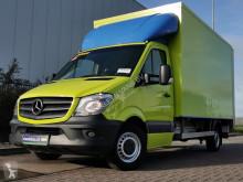 Mercedes Sprinter 313 cdi gesloten laadbak utilitaire caisse grand volume occasion