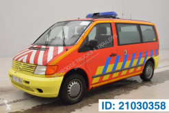 Ambulanza Mercedes Vito 112DCi