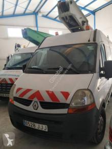 Úžitkové vozidlo Renault Master L2H2 pracovná plošina na automobilovom podvozku teleskopický ojazdený