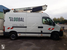 Renault telescopic platform commercial vehicle Master L2H2