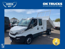 Iveco chassis cab Daily 35C14 D 6 Places Benne + Coffre