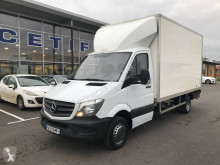 Mercedes Sprinter 514 CDI used large volume box van