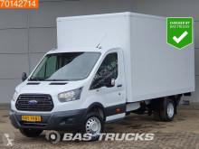 Bedrijfswagen grote bak Ford Transit 2.0 TDCI 130PK Laadklep Dubbellucht Bakwagen Airco A/C
