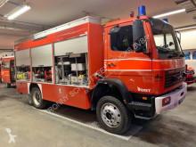 Camion pompieri Mercedes 1224 AF 4x4 1224 AF 4x4 Feuerwehr TLF Autom.