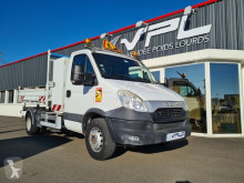 Utilitaire benne Iveco Daily CCB 70C17 EMP 3.75 TRIBENNE COFFRE