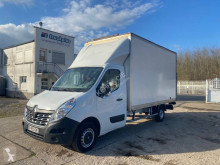 Veicolo commerciale cassonato grande volume Renault Master Traction