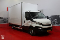 Iveco Daily Bakwagen met laadklep NL AUTO 422x210x224 Zijdeur/3 Pers./Airco/Bluetooth utilitaire caisse grand volume occasion