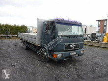 MAN L 2000 used standard tipper van
