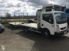 Veículo utilitário comercial estrado caixa aberta Renault Maxity