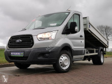Ford Transit 350 p 125 kipper, airco, utilitaire plateau occasion