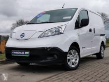 Nissan cargo van NV200 elektrisch!